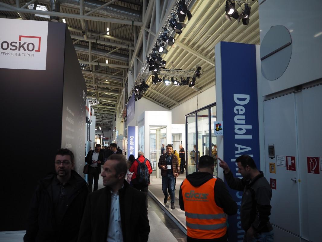 7-Besuch-Lieferanten-Deubl-Alpha-BAU-Messe-Glas-Rampp-GmbH-Augsburg