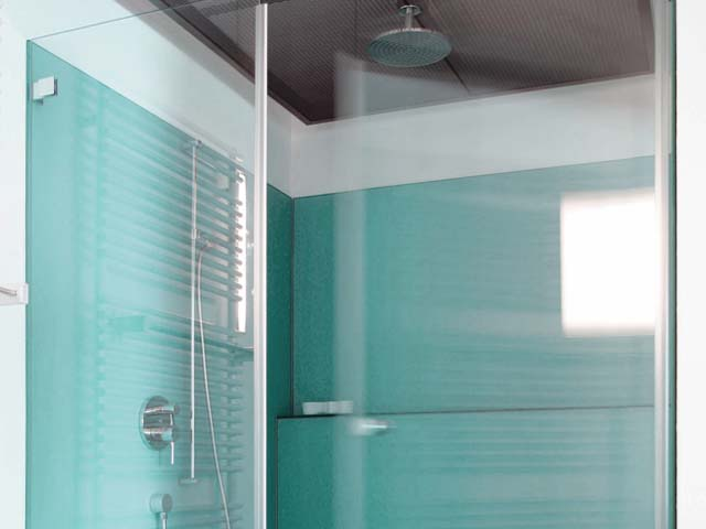 glas dusche glasdesign Gl